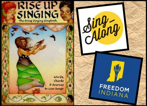 Singalong: Benefit for Freedom Indiana 1/18/14