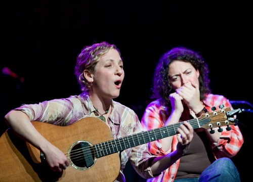 Natalia Zukerman & Trina Hamlin 4/26/08