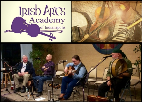 Irish Arts Academy and Hogeye Navvy